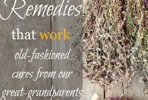 Nature's Medicine / Herbal remedies and tonics for natural family health care.