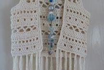 Crochet waistcoat pattern