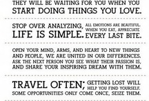 Great Quotes / by Kristi Arnold