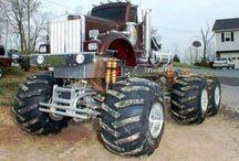 Semi & Trucks