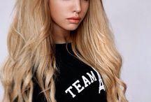 Long hair beautiful styles