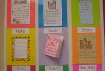 Literacy area
