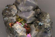 Minerals, Rock, Gems