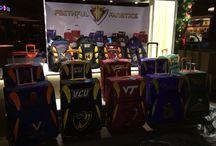 Sales Week / Collegiate Luggage, VCU, LU, JMU, UVA, VT, NSU