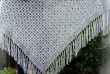 crochet - chusty
