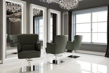 Salon furniture collections / Presentation of all Ayala salon furniture collections