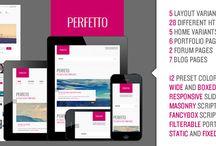 Site / Wordpress Templates