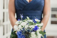 Dark Blue Wedding