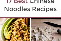 Recipes to cook chinese noodles