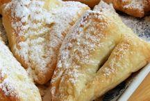 Recipes: Pastries
