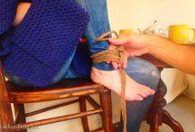 Shibari - Thé / Vidéos YouTube : lc.cx/oCc5 Vous pouvez partager librement nos photos.http://Lâcher-Prise.net Lacher_Prise_ Shibari Kinbaku lacher-prise-fr Ropes extérieur cordes femme érotique érotisme attacher Lier bdsm bondage woman Inviter Lacher Prise