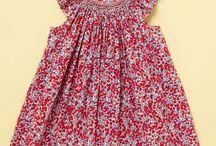 Smocking / Todo tipo de prendas bordadas en Smock... Gran variedad de modelos ... / by Maricela