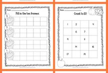 Fall  and Halloween Math and Literacy