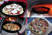 Chef Bart for Forno Bravo / Original recipes from Chef Bart using a wood-fired oven / by Forno Bravo