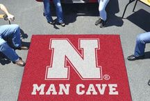 NCAA - Nebraska Cornhuskers Man Cave Decor, Tailgating Gear and Car Fan Accessories / Find and Buy the Latest University of Nebraska Decor for you Fan Cave, Gear for Tailgaters and Automotive Merchandise