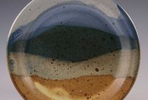 Pottery - plates