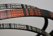 Eltronis Rubber Transfer Labels