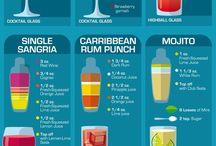 Summer alcoholic drinks