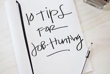 Job Hunting -  Make it Happen / Job of my dream