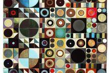 ceramics : formes  carrées ouvertes/fermées/squared shapes