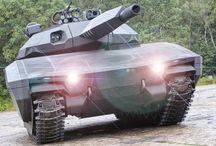 All Types Tanks.