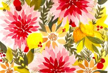 Print and Pattern / by Wendy Wagner