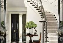 Entry/Staircase/Hallways / by Theresa Hardy