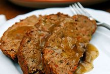 Meatless Loaf/ burgers