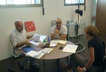Work in Progress - Rethinking the Product 2013 / Preliminari progetto per RTP2013 - Walter e Tito in Camera di Commercio a Prato Ufficio di Simone Cesari e Beatrice Maestripieri #design