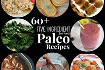 paleo/clean eats