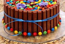 Cake ideas /  birthday cake ideas