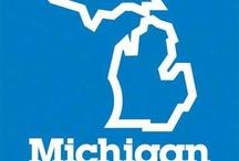 Michigan... / by Carmen LeVario