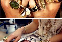 Jewelry / by Ashley Dombkowski
