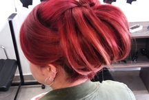HAIRSTYLES- UPDOS