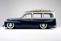 Station wagons / by Pete Stephens