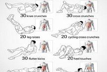 Para ejercitarse / Workout