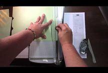 SU Envelope Punch Board Ideas