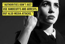 digital activism / media tactics