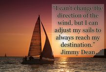 Inspirational Quotes / Some #InspirationalQuotes to help get you through the day.
