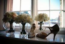 Wedding flowers / Wedding flowers by Manchester and Cheshire wedding photographer Matt Priestley