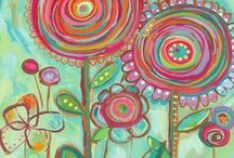 Art / The beauty of art  / by Pretty Things Blog :: Lori Anderson Designs
