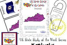 4th Grade Social Studies / by Krystal Parsons Gatliff