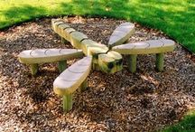 Storytime Chairs & Benches / Ideas for a new bench we are designing as a community project for Russell Park, Bedford.