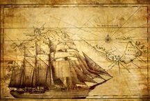 карты корабли