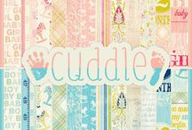 Cuddle Collection / by Authentique Paper