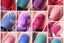 Pretty Woman Spring 2015 / CbL Spring 2015 Collection - Pretty Woman the movie marks its 25th anniversary since its release in 1990. Thirteen new shades to commemorate the film!
