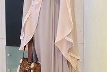 Long dress syari