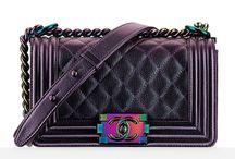 Chanel Cruise 2016 - Boy bag (The mermaid bag)