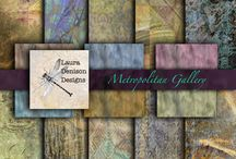 My Digital papers / My new collection of Digital papers for download and print