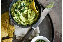 Dip Food Photography